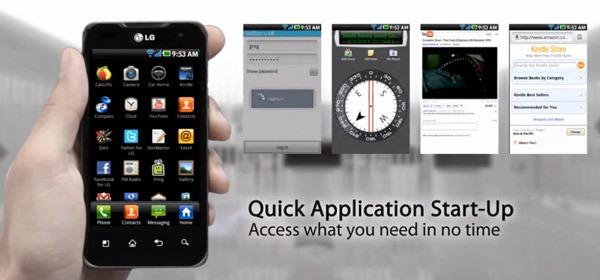 LG Optimus 2X, un vídeo muestra las posibilidades de su procesador de doble núcleo