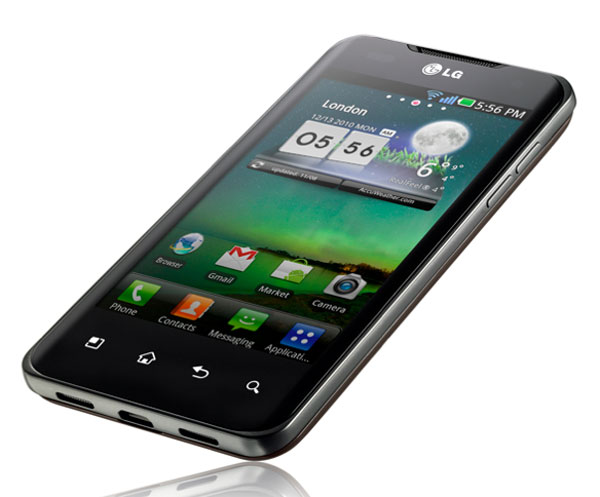 LG Optimus 2X y LG Optimus Black, Amazon Alemania los ofrece por 500 euros