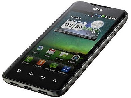 LG Optimus 2X, Vodafone lanzará en exclusiva el LG Optimus 2X en abril