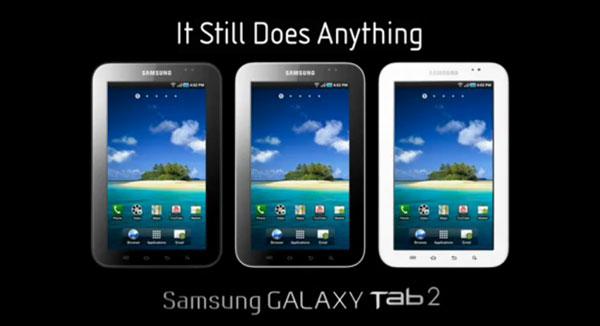 Samsung Galaxy Tab 2, primer vídeo del posible Samsung Galaxy Tab 2