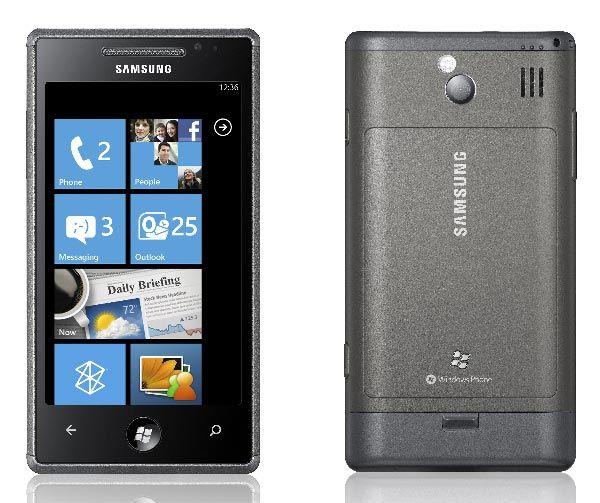 Samsung Omnia 7, registra algunos problemas con la actualización de Windows Phone 7