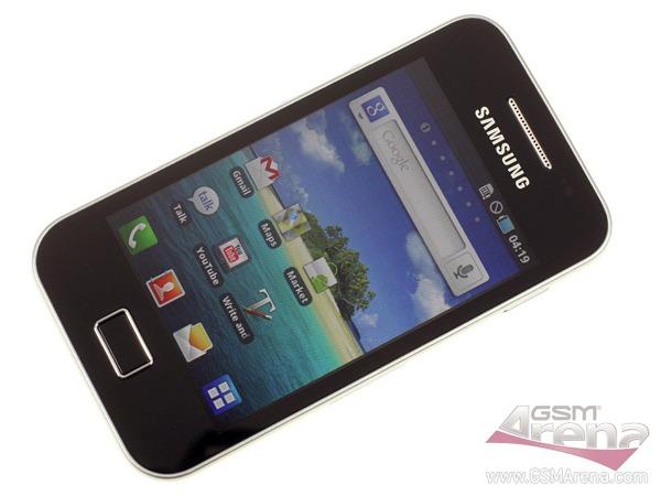 Samsung Galaxy Ace S5830, anunciado oficialmente un nuevo Samsung con Android