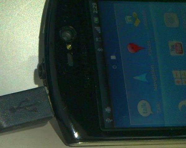 Sony Ericsson Xperia Hallon, filtradas las fotos de un nuevo móvil con Android