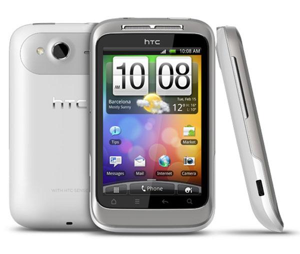 HTC Wildfire S Orange, gratis el HTC Wildfire S con Orange