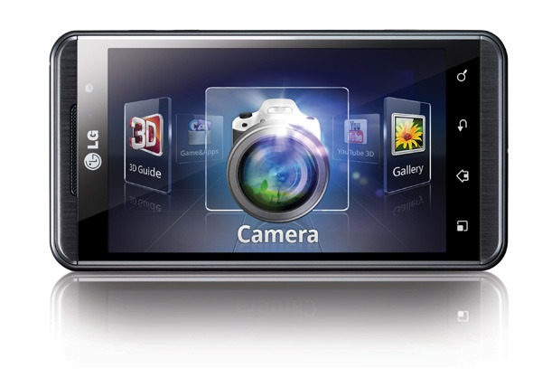 Precios y tarifas del LG Optimus 3D con Vodafone