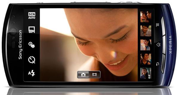 Sony Ericsson XPERIA Neo Orange, gratis el Sony Ericsson XPERIA Neo con Orange