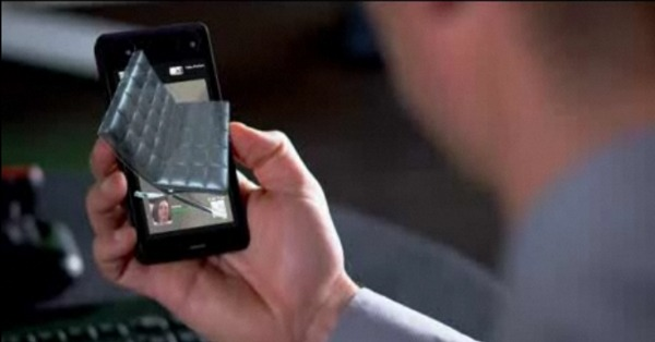 Móvil 3D sin gafas, presentan un chip de cuatro núcleos para grabar en FullHD 3D desde el móvil