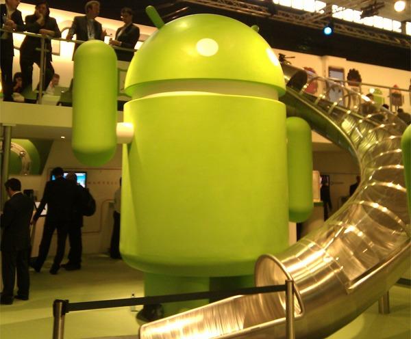 Android, todos los días se activan 400.000 móviles con Android