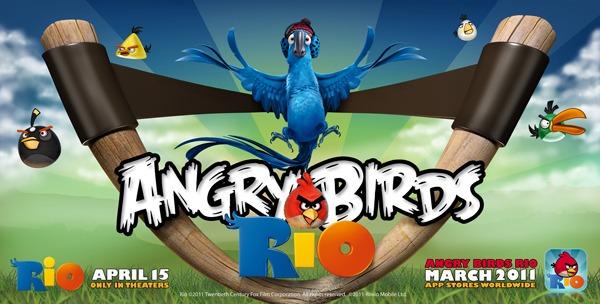 Angry Birds Rio Nokia, Angry Birds para Symbian ya está en la Ovi Tienda