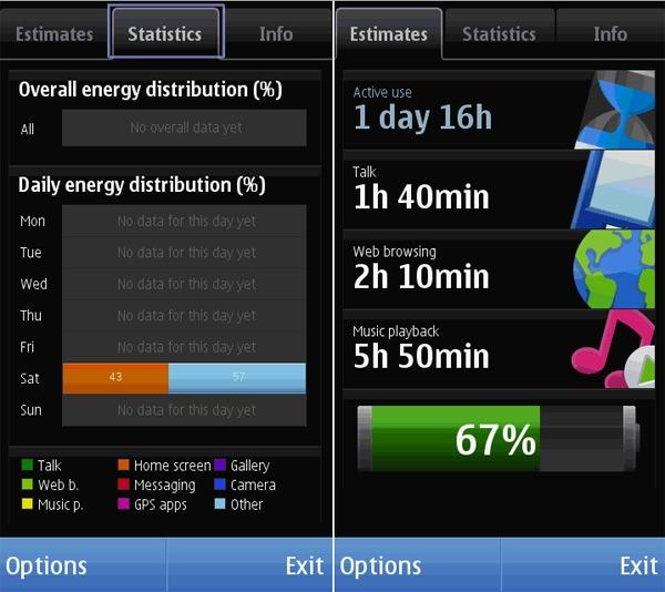 Nokia Battery Monitor 1.2, controla gratis la batería de ...