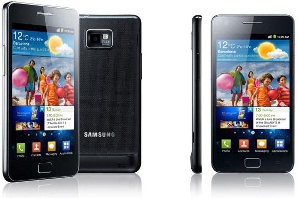 Samsung Galaxy S II, desde el 1 de mayo en Reino Unido