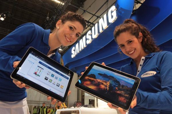Samsung Galaxy Tab 10.1, Google regala 5.000 unidades a los desarrolladores