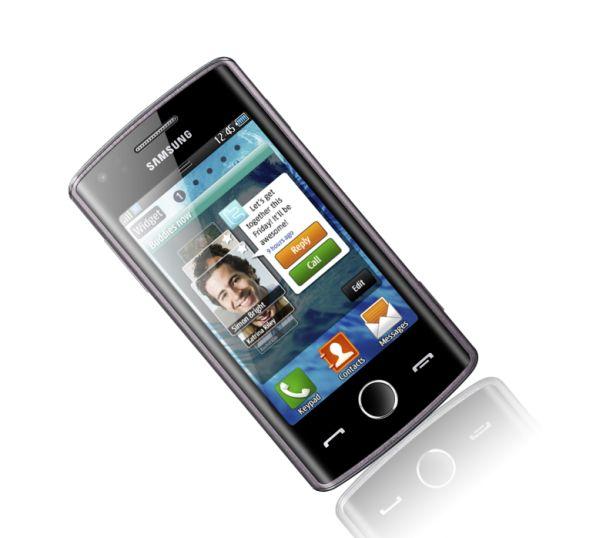 Samsung Wave 578, todo sobre el Samsung Wave 578 con fotos, vídeos y opiniones