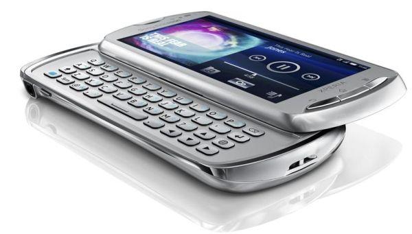 Sony Ericsson XPERIA pro, todo sobre el XPERIA pro, con fotos, vídeos y opiniones