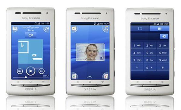 Sony Ericsson Xperia X8 Vodafone, gratis el Sony Ericsson ...