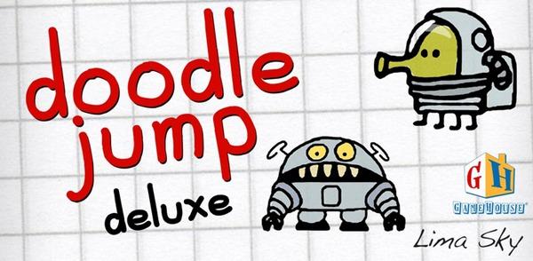 Doddle Jump, el juego de pago para iPhone alcanza 10 millones de descargas