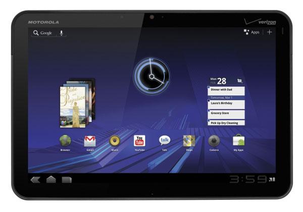 Motorola Xoom, disponible bajo reserva en The Phone House