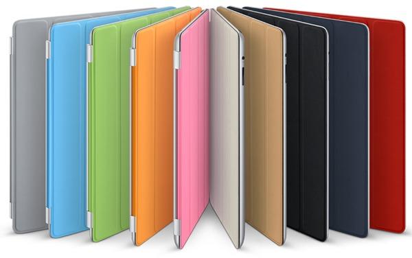 iPad 2 funda, Apple diseña una funda oficial para el iPad 2