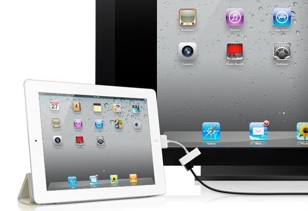 iPad 2, cómo funciona la conexión HDMI del nuevo iPad 2 de Apple