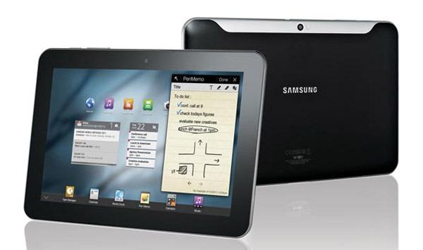 Samsung Galaxy Tab 8.9, a la vista con interfaz TouchWiz en Android 3.0 Honeycomb