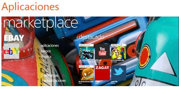 Windows Phone 7, el Market Place ya ha llegado a las 10.200 aplicaciones