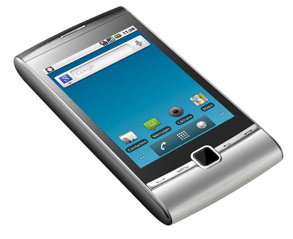 Huawei U8500 Movistar, gratis el Huawei U8500 con Movistar
