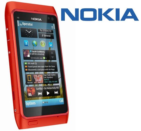 Nokia N8, un nuevo color llega a la gama Nokia N8