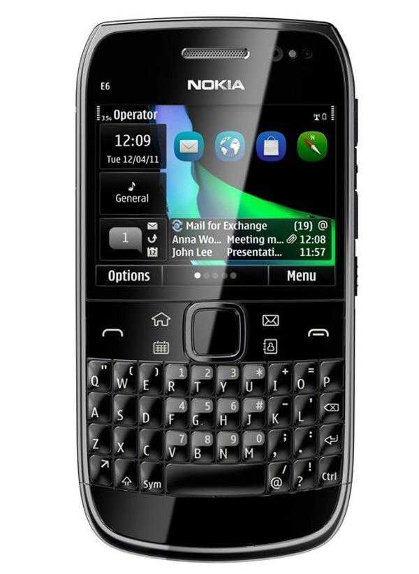 Nokia E6, presentación oficial del nuevo Nokia E6