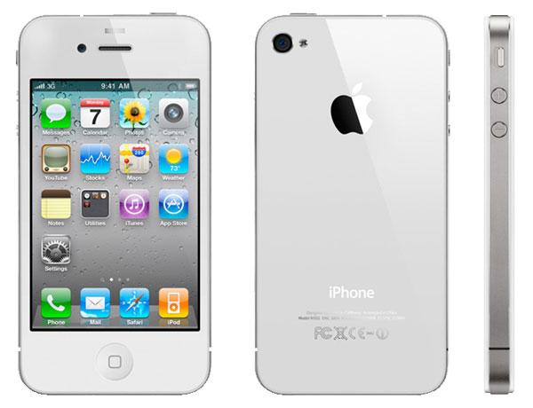 iPhone 4 Blanco, Apple se prepara para anunciarlo el 27 de abril