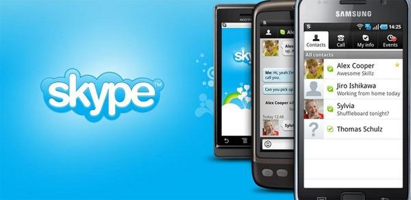 Skype Android, Skype corrige el agujero de seguridad de su aplicación para Android