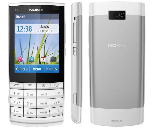 Nokia X3-02 Touch and Type, todo sobre el Nokia X3-02 con fotos, vídeos y opiniones