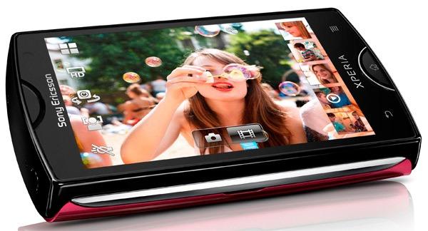 Sony Ericsson Xperia Play y Xperia Arc, se actualizarán a Android 2.3