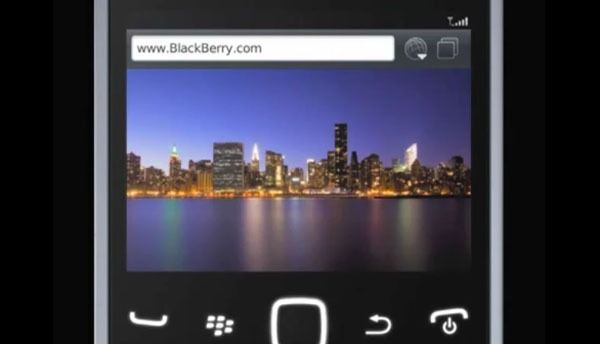 BlackBerry OS 7, aparece en vídeo el nuevo sistema operativo de RIM