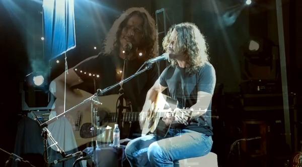 Nokia N8, Chris Cornell graba una canción en directo con dos Nokia N8