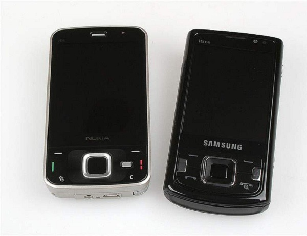 Nokia y Samsung líderan el mercado de móviles en Europa