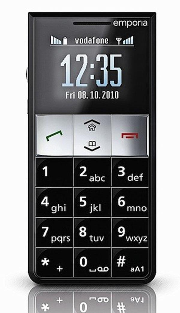 Emporia RL1 Vodafone, gratis el Emporia RL1 con Vodafone