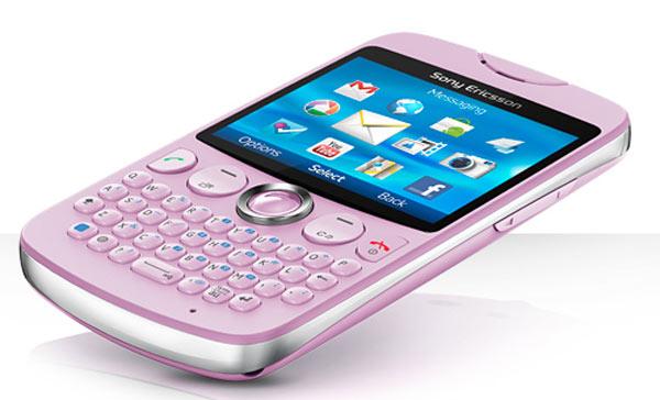 Sony Ericsson txt, análisis a fondo con fotos, vídeos y ...