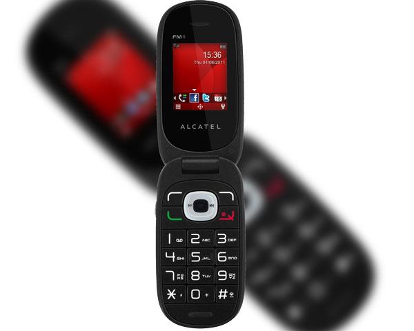 Alcatel One Touch OT-665, un sencillo móvil para compartir fotos y no complicarse la vida