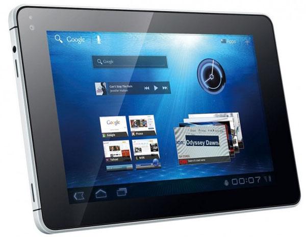 Huawei MediaPad, una tableta que estrena Android 3.2 Honeycomb 2