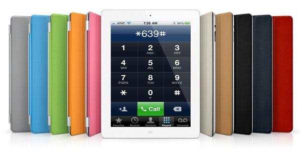 iPad 2 se convierte en teléfono con PhoneIt-iPad (y Jailbreak)