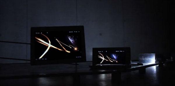 Sony S1 y Sony S2, las tabletas Android de Sony estrenan sus primeros (y conceptuales) anuncios