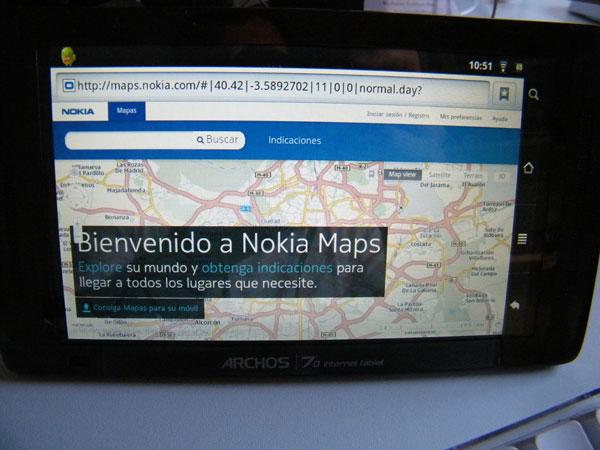 Nokia Mapas para iPhone y Android, el servicio de mapas de Nokia se expande a otras plataformas
