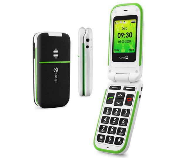 Orange Doro PhoneEasy 410s, móvil de Orange para los mayores
