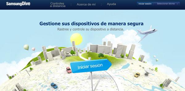Samsung Dive o cómo localizar un móvil Samsung perdido