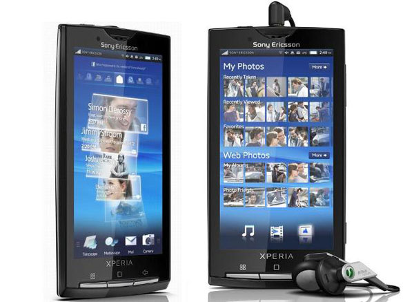 La actualización a Gingerbread llega al Sony Ericsson Xperia X10