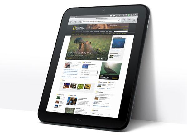 HP TouchPad aguantará un sprint final hasta el 31 de octubre