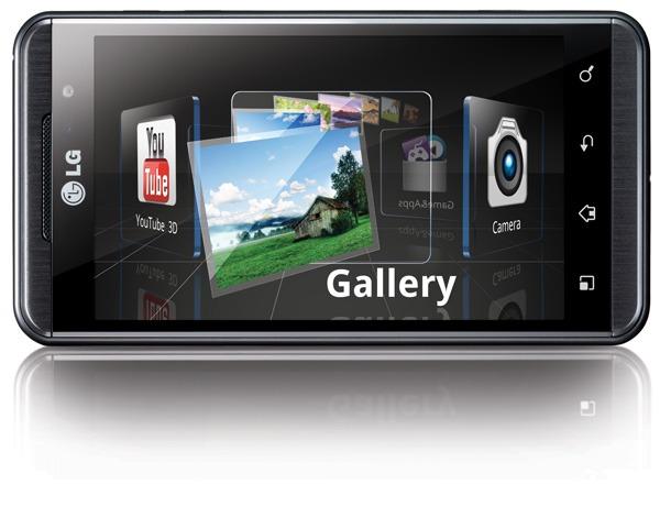Nuevas tarifas para llevarte el LG Optimus 3D con Vodafone