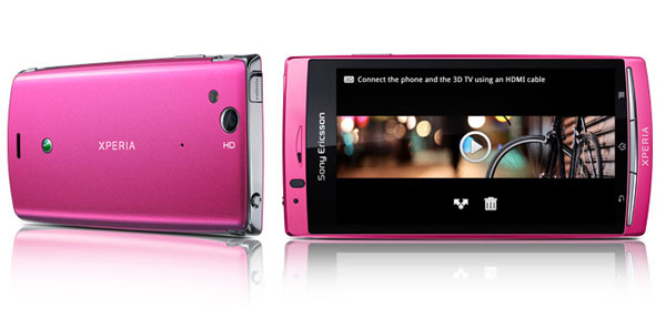 Análisis y opiniones del Sony Ericsson Xperia Arc S