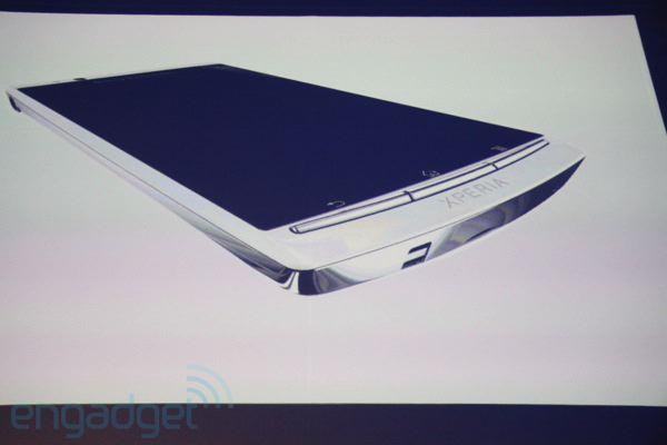Presentado por sorpresa el Sony Ericsson Xperia Arc S 3