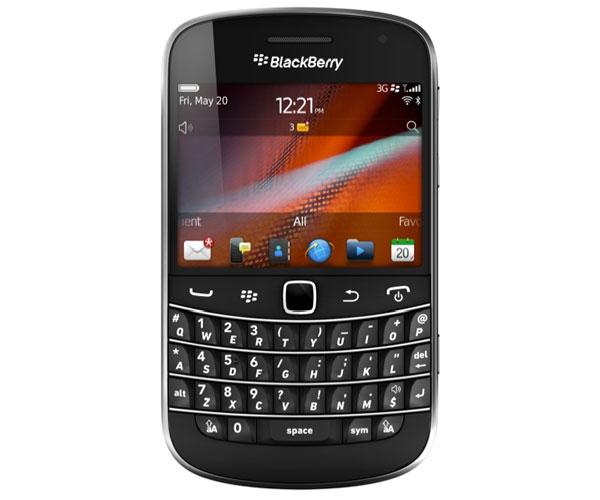Precios y tarifas de la BlackBerry Bold 9900 con Vodafone